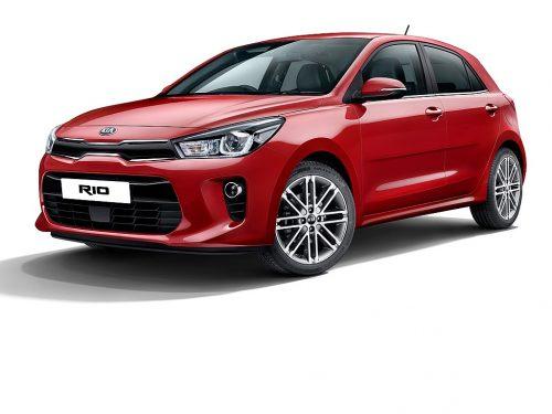 KIA Rio 1,25 MPI Titan ISG bei Auto Günther in