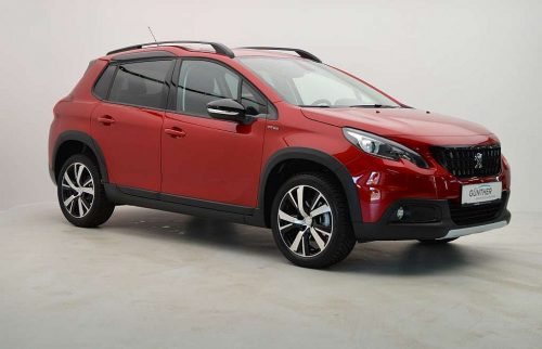 Peugeot 2008 1,2 PureTech 110 S&S GT Line LP. ca. € 27.000,– bei Auto Günther in