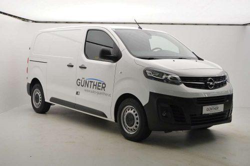 Opel Vivaro 1,5 CDTI Edition M bei Auto Günther in