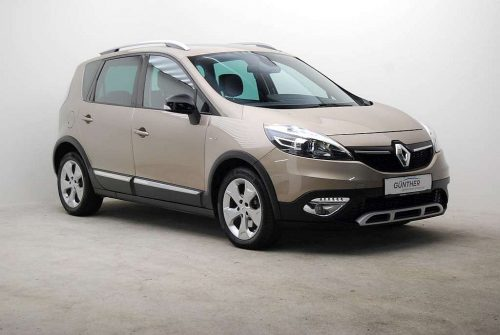 Renault Scénic Energy dCi 110 Bose Edition bei Auto Günther in