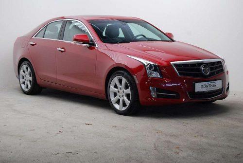 Cadillac ATS 2,0L Turbo RWD Luxury Aut. bei Auto Günther in