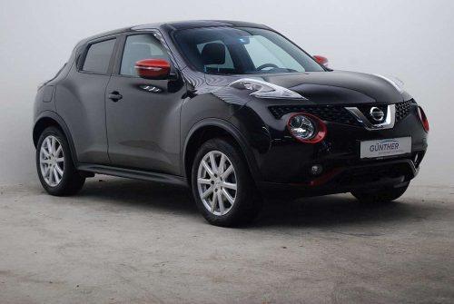 Nissan Juke 1,5 dCi Acenta bei Auto Günther in
