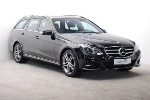 Mercedes-Benz E 220 CDI T Avantgarde A-Edition Aut. bei Auto Günther in