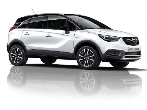 Opel Crossland X 1,2 Turbo Direct Injection Innovation St./St. bei Auto Günther in