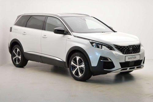 Peugeot 5008 1,2 PureTech 130 S&S GT Line bei Auto Günther in