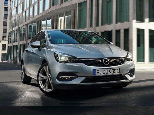 Opel Astra 1,5 CDTI GS Line bei Auto Günther in