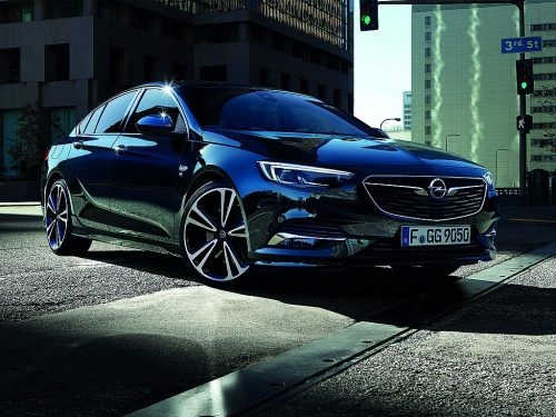 Opel Insignia GS 1,6 CDTI BlueInjection Edition St./St. Aut. bei Auto Günther in