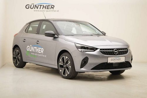 Opel Corsa e-First Edition Onboard-Charger 3-phasig bei Auto Günther in