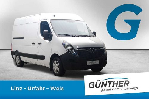 Opel Movano L2H2 2,3 TurboD Blue Injection 3,5t bei Auto Günther in