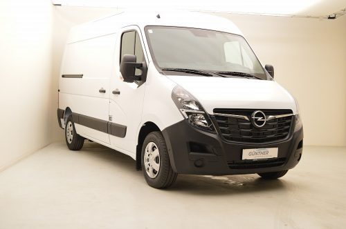 Opel Movano L2H2 2,3 TurboD Blue Injection 3,3t bei Auto Günther in