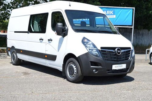 Opel Movano DK L3H2 2,3 TurboD 3,5t bei Auto Günther in