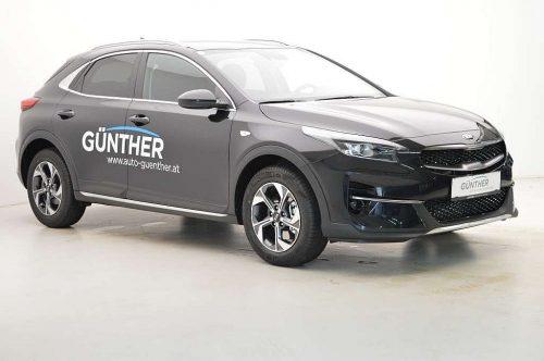 KIA Xceed 1,5 TGDI GPF Silber bei Auto Günther in